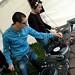 Siestes Sonores @ Jardins de la Visitation [Em'Dee Cuts & Lil'Boy] (Lyon, France)
