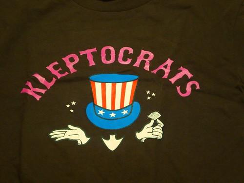 Kleptocrats