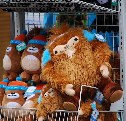Quatchi and the Mukmuks