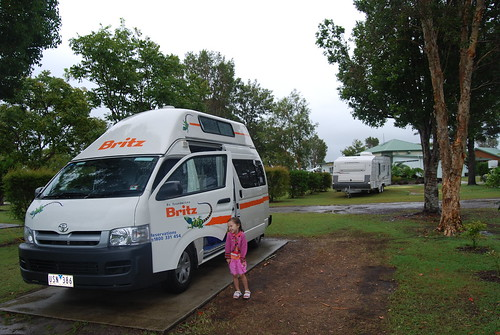 Our Campervan