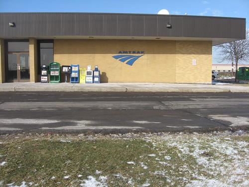 Buffalo-Depew station