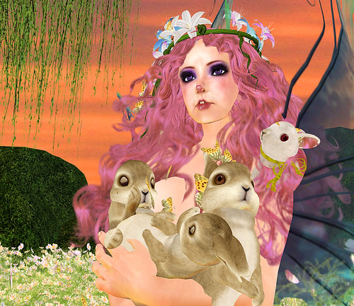 Hunny Skin by MiaSnow Myriam in Second Life