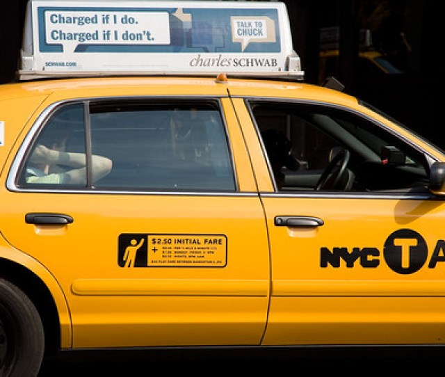 Fake Cabbie Caught Driving Fake Cab With Fake Medallion