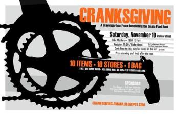 cranksgiving