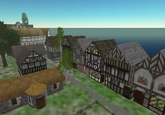 New Houses on Renaissance Island