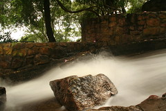 Agua en el Cerro San Bernardo
