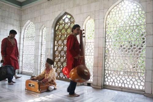 City Faith – The Qawwal Families, Hazrat Nizamuddin Dargah