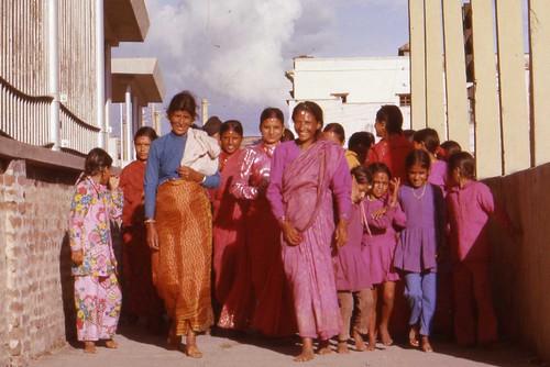 feata delle donne Nepal