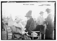 Mrs. August Belmont; Aug. Belmont; and Mrs. Bu...
