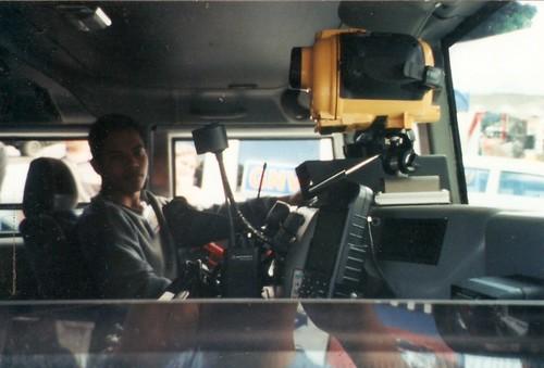 Hummer H1 de Tony Velasquez