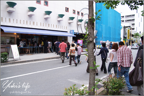 [08東京假期]*C8橫濱 新橫濱拉麵博物館(上)   Yukis Life by yukiblog.tw