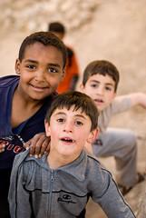 Children, Jordan