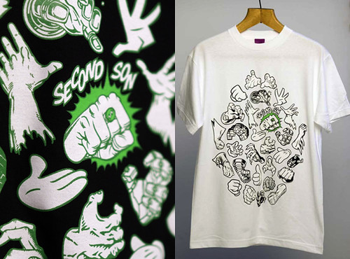 SecondSon Fists Tee
