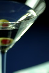 Traditional Martini