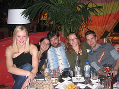 Jane, Lisa, Pat, Rhea, and Matt - Pubcon Vegas 2007