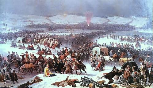 La Grande Armée alla Beresina