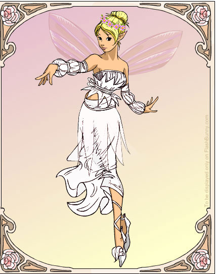 wedding fairy
