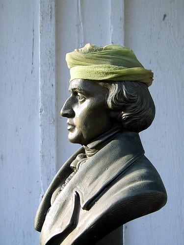 Chopin in a turban