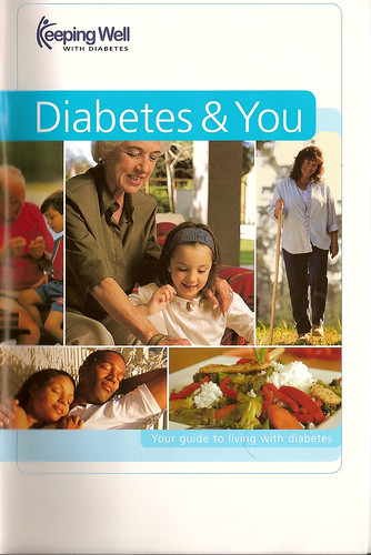 Cover - Diabetes and You