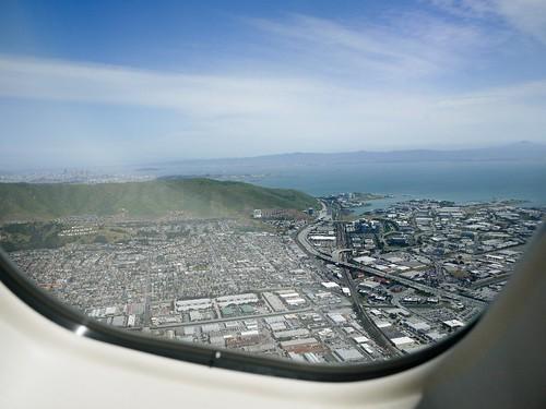SF aerial
