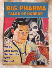 Tales of Big Pharma Horror