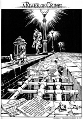 Spirit - A River of Crime - 30/11/1947 - Clique para ampliar