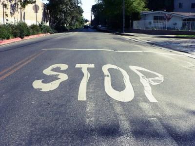 Slippery Stop