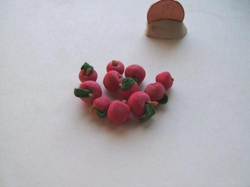 mini apples