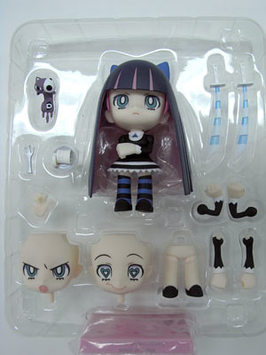 Nendoroid Stocking's container
