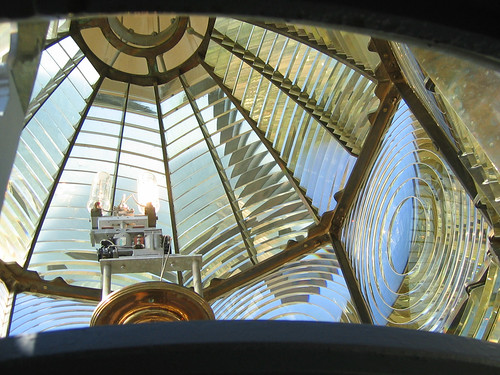 Day 08 - Heceta Head Fresnel Lens