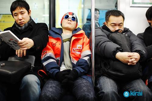 insidethetrain train