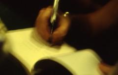 Scrivere è la cosa più importante