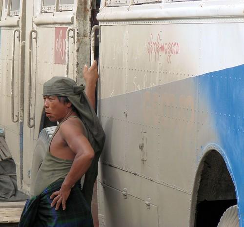 Mi autobús y su conductor (del 2007)
