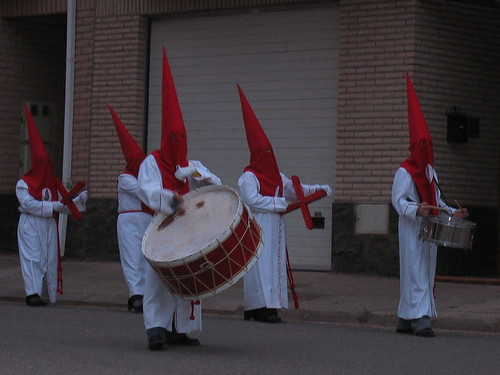 Easter procession, Aragón, Spain