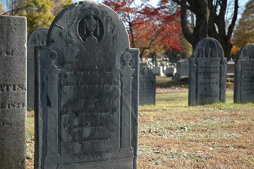 Hope Cemetery, Worcester, MA