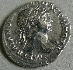 A Roman Dynarius