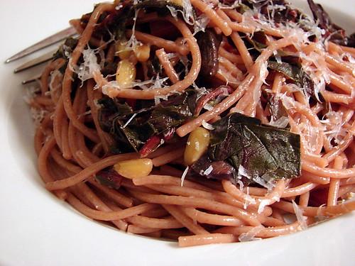 Dinner:  April 7, 2008