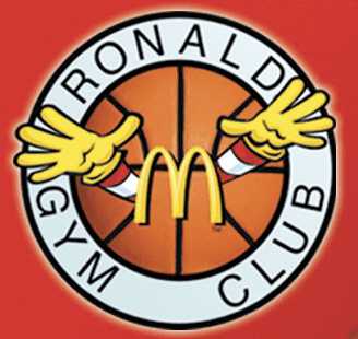 McDonald\'s Gym