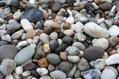 Selwick Bay - Beach material