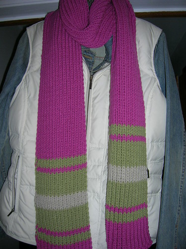 10-23 Pink Scarf 5