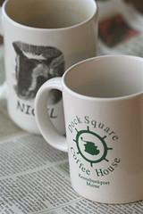 Dock Square Mug