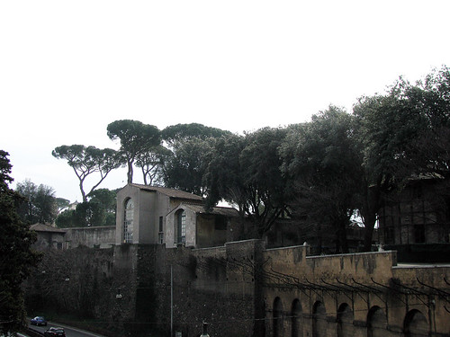 View from Villa Borghese - 3