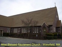 Most Blessed Sacrament Church