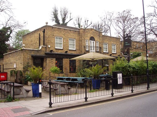 The Alwyne (Canonbury N1)
