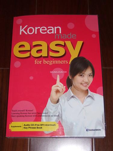 Korean made easy for beginners