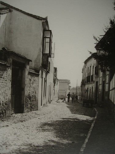 Calle de las Damas desde Santa Catalina