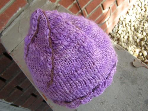 bell flower hat