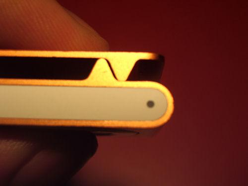 iPod Suffle LED superior apagado
