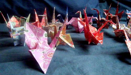 Origami Crane 5