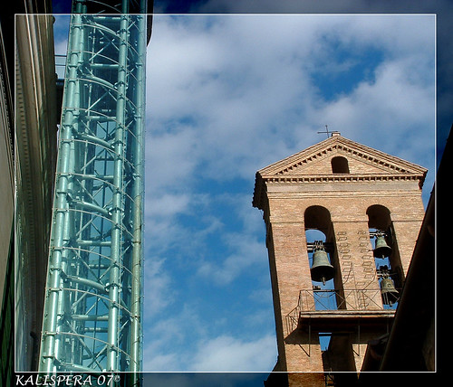 Ascensori panoramici al Vittoriano -Roma-